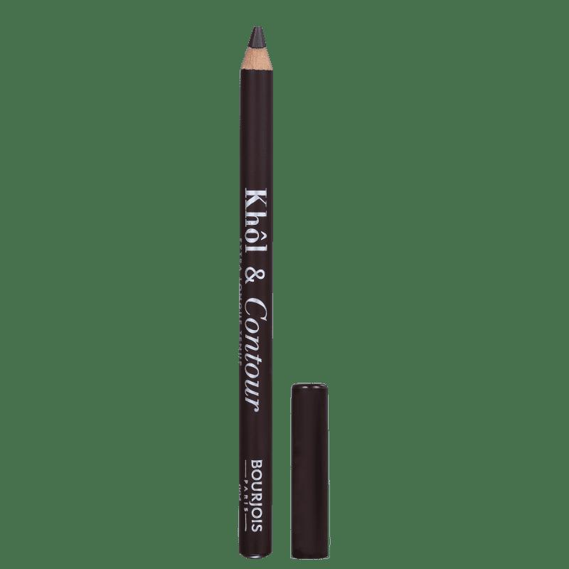 Bourjois Khôl & Contour 04 Dark Brown - Lápis de Olho 1,3g