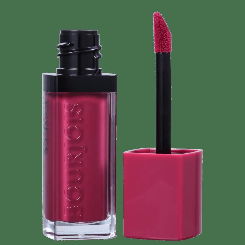 Bourjois Rouge Edition Velvet 14 Plum Girl - Batom Líquido Matte 7,7ml