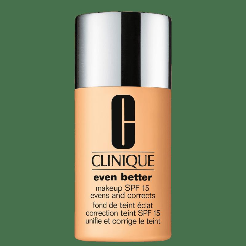 Clinique Even Better Makeup FPS 15 WN 68 Brulee - Base Líquida 30ml