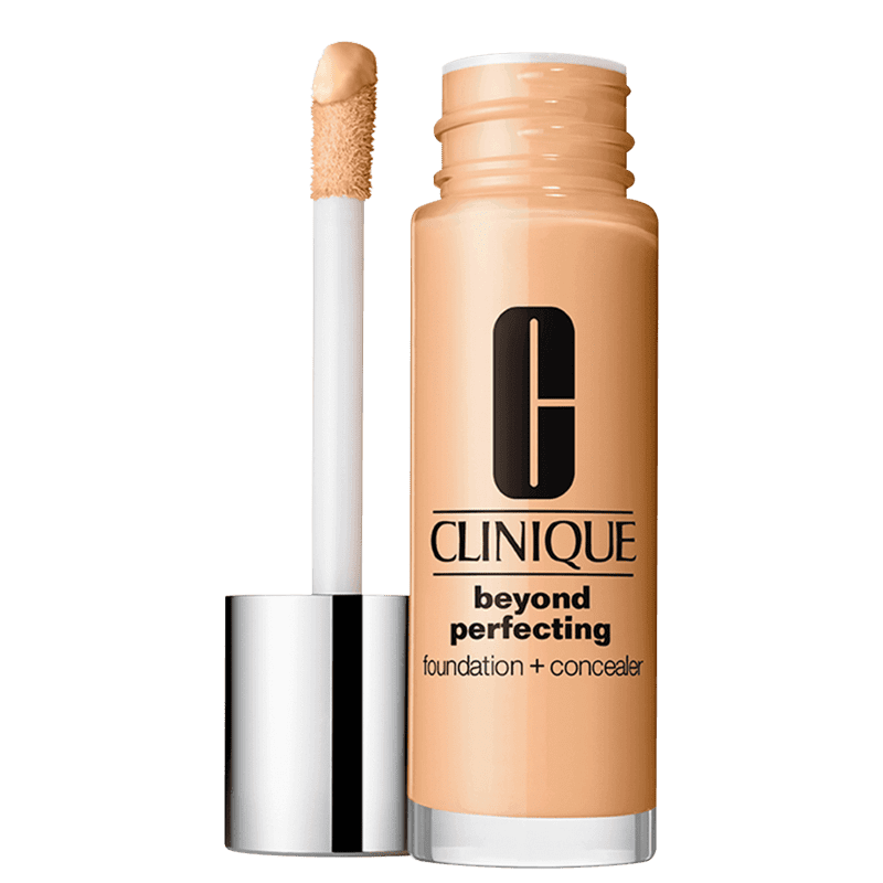 Clinique Beyond Perfecting Foundation + Concealer 08 Golden Neutral - Base 2 em 1 30ml