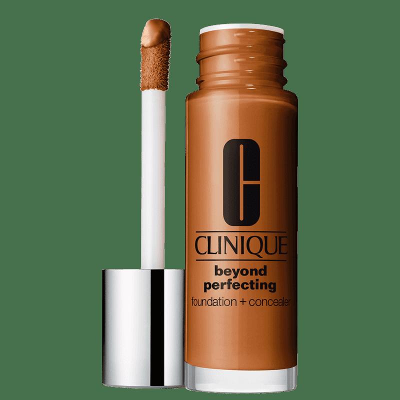 Clinique Beyond Perfecting Foundation + Concealer 28 Clove - Base 2 em 1 30ml