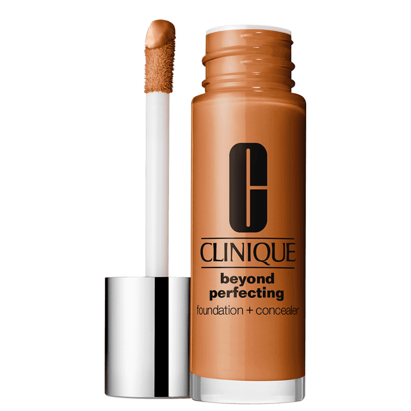 Clinique Beyond Perfecting Foundation + Concealer 24 Golden - Base 2 em 1 30ml