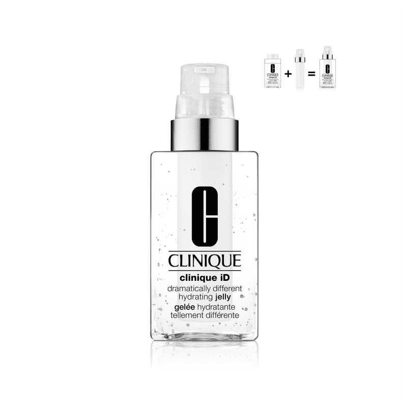 Clinique iD Jelly + Concentrado Clareador - Gel Anti-Idade Hidratante 125ml