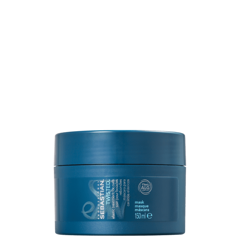 Sebastian Professional Twisted Elastic Treatment - Máscara Capilar 150ml