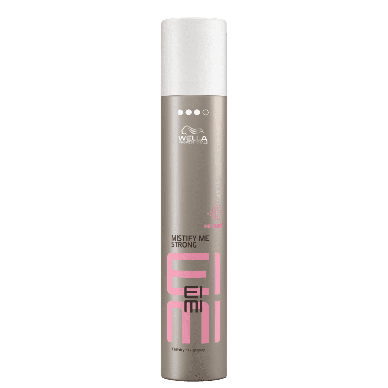 Wella Professinals EIMI Mistify Me Strong Spray de Fixação - 500ML