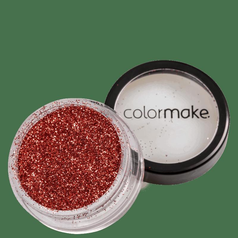 Colormake Pó Pote Cobre - Glitter 4g