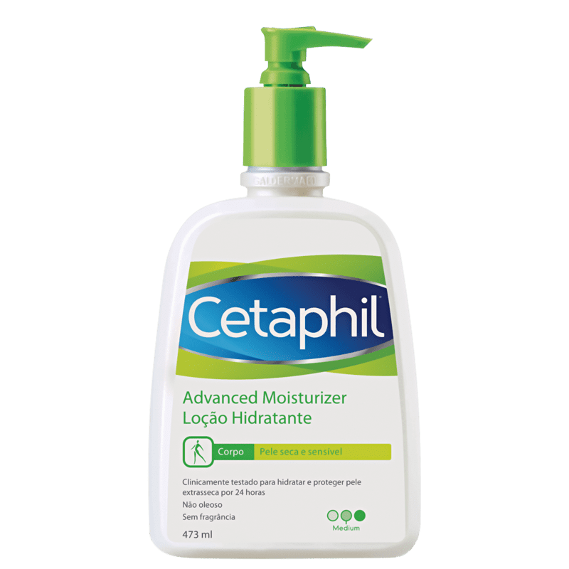 Cetaphil Advanced - Loção Hidratante Corporal 473ml