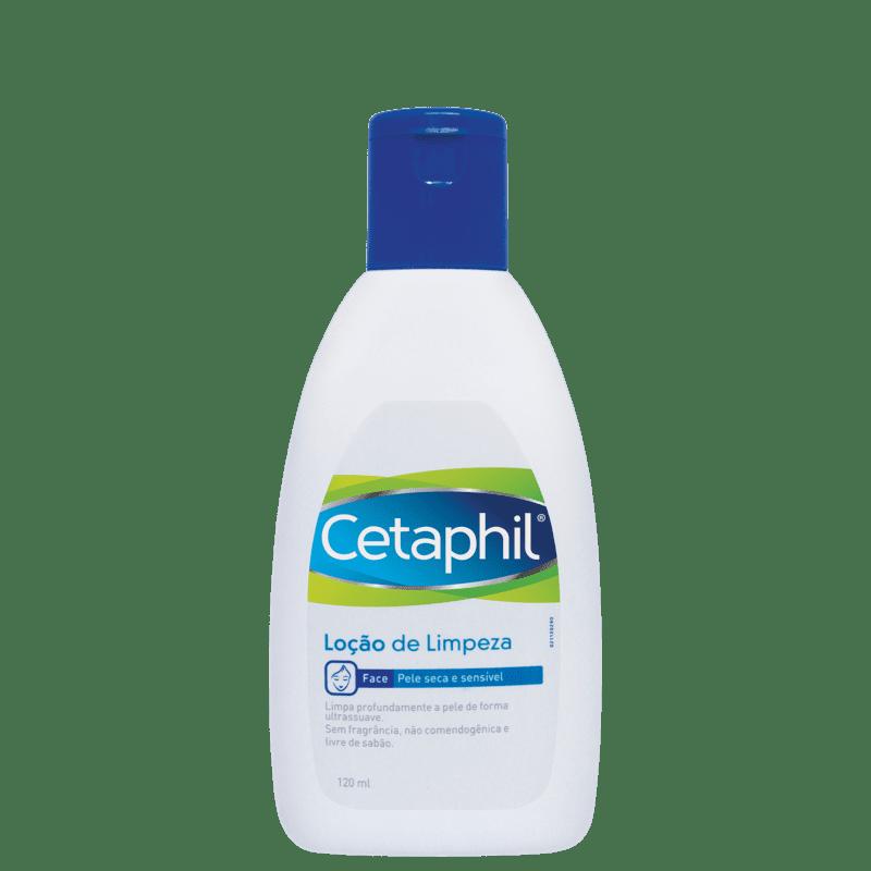 Cetaphil - Loção de Limpeza Facial 120ml
