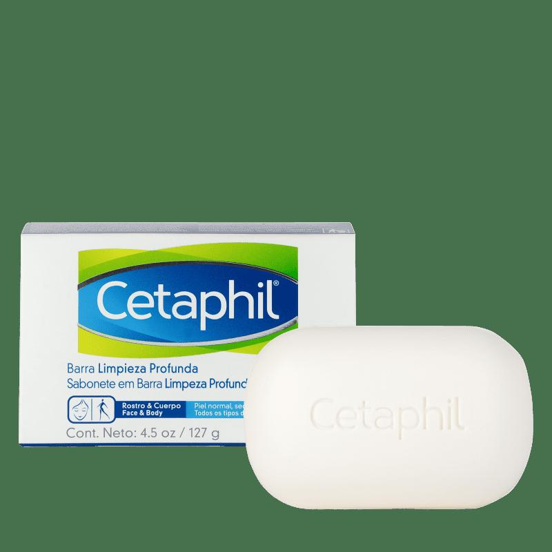 Cetaphil Limpeza Profunda - Sabonete em Barra 127g