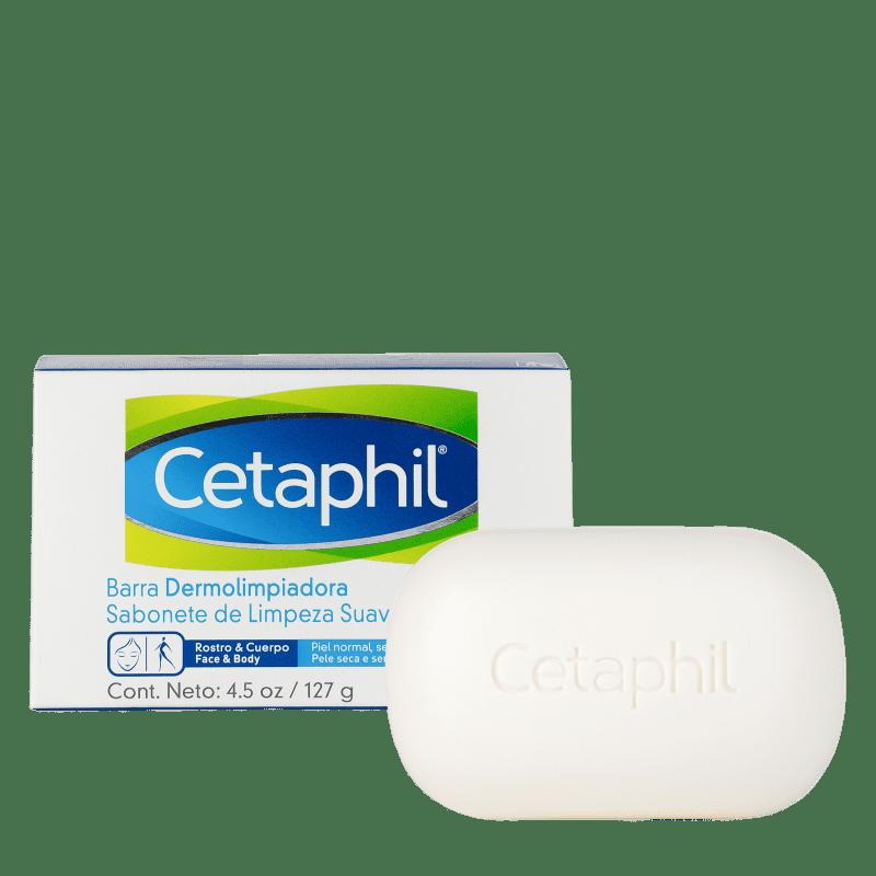 Cetaphil Pele Sensível - Sabonete em Barra 127g