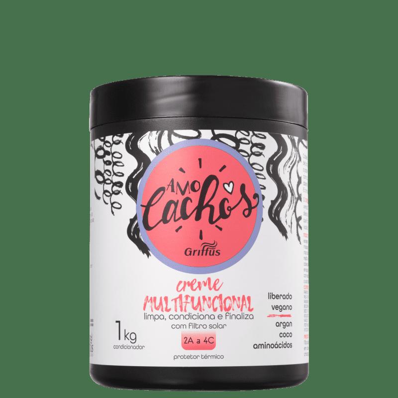 Griffus Amo Cachos - Condicionador Multifuncional 1000g