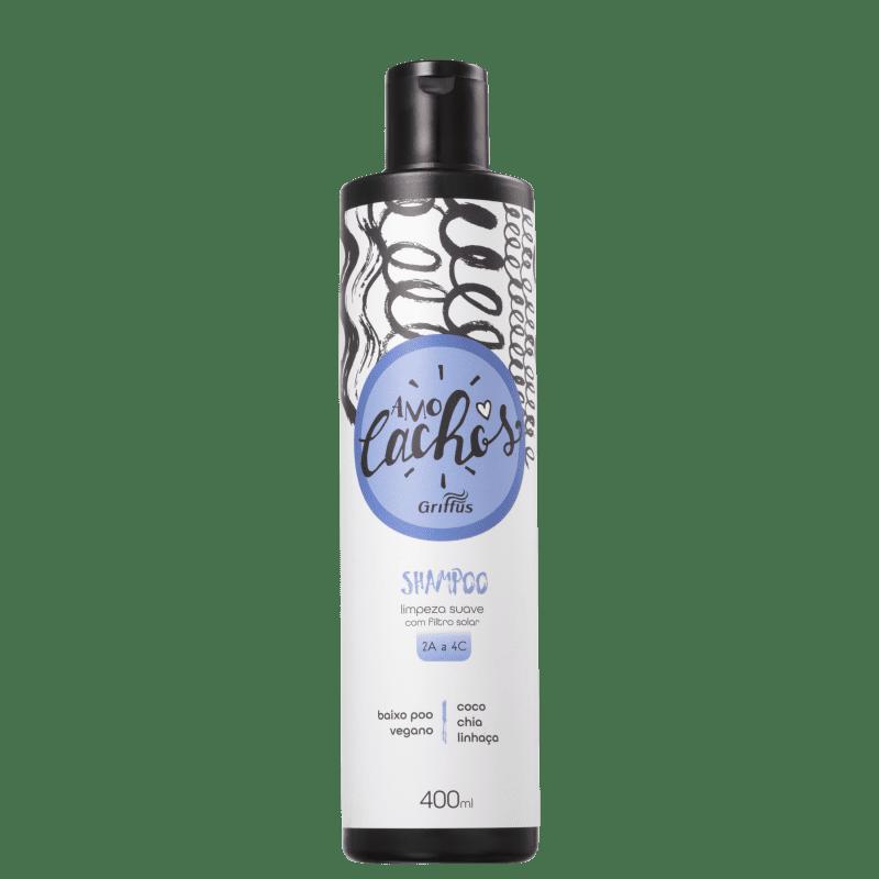 Griffus Amo Cachos - Shampoo 400ml