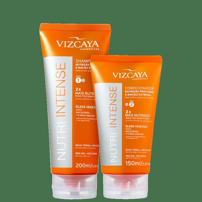 Kit Vizcaya Nutri Intense Duo (2 Produtos)