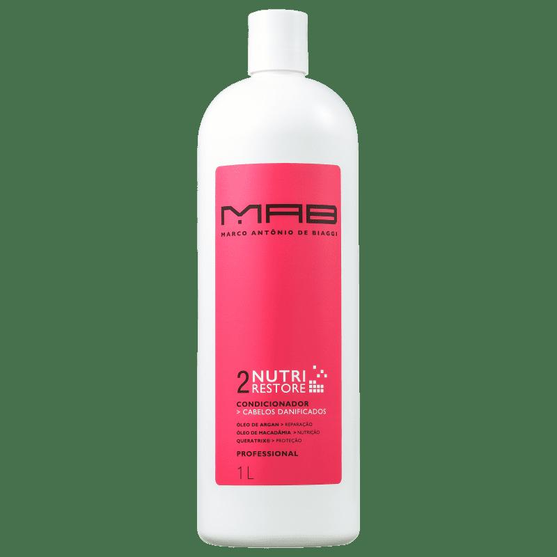 MAB Marco Antônio de Biaggi Nutri Restore - Condicionador 1000ml