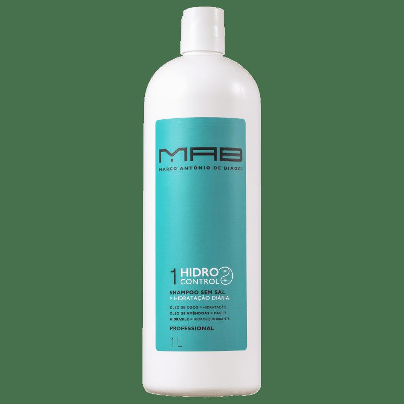 MAB Marco Antônio de Biaggi Hidro Control - Shampoo 1000ml