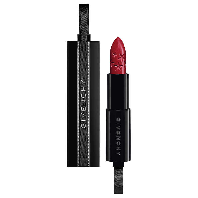 Givenchy Fall Collection Rouge Interdit Midnight Red - Batom Cremoso 3,4g