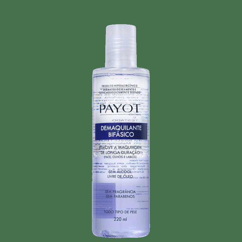 Payot Face, Olhos e Lábios - Demaquilante Bifásico 220ml