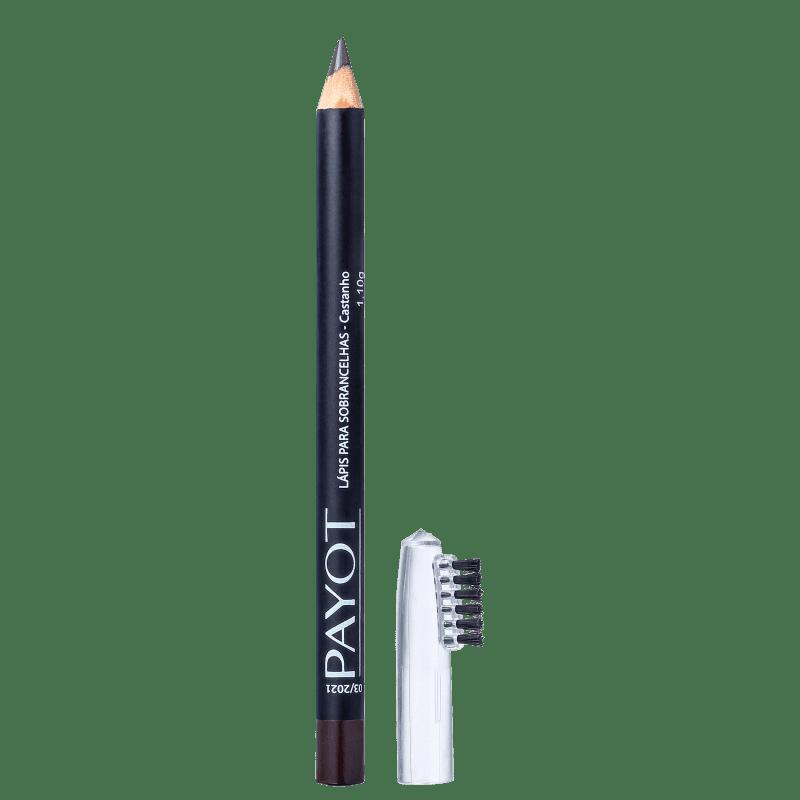 Payot com Escovinha Castanho - Lápis para Sobrancelha