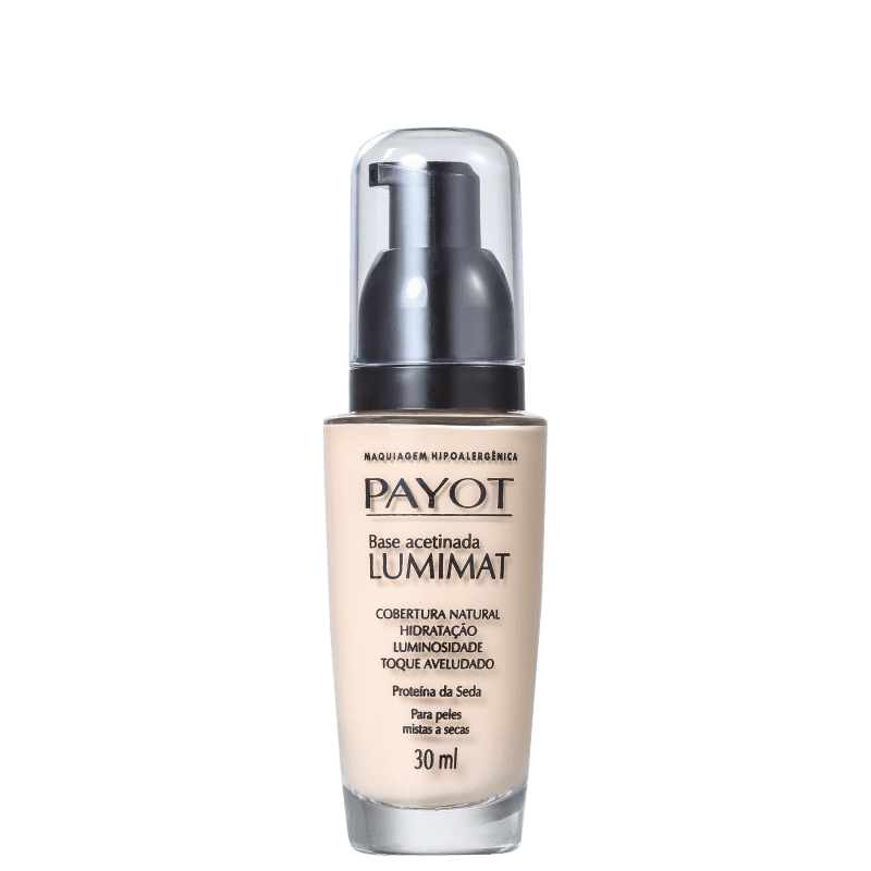 Payot Lumimat Beige Naturelle - Base Líquida 30ml