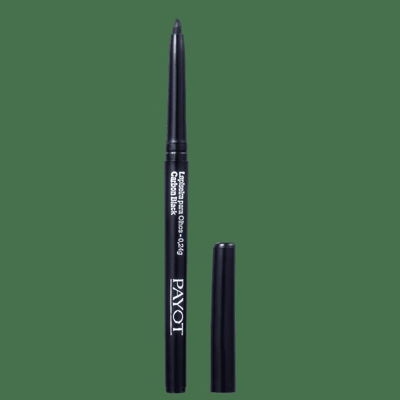 Payot Retrátil Carbon Black - Lápis de Olho 0,24g