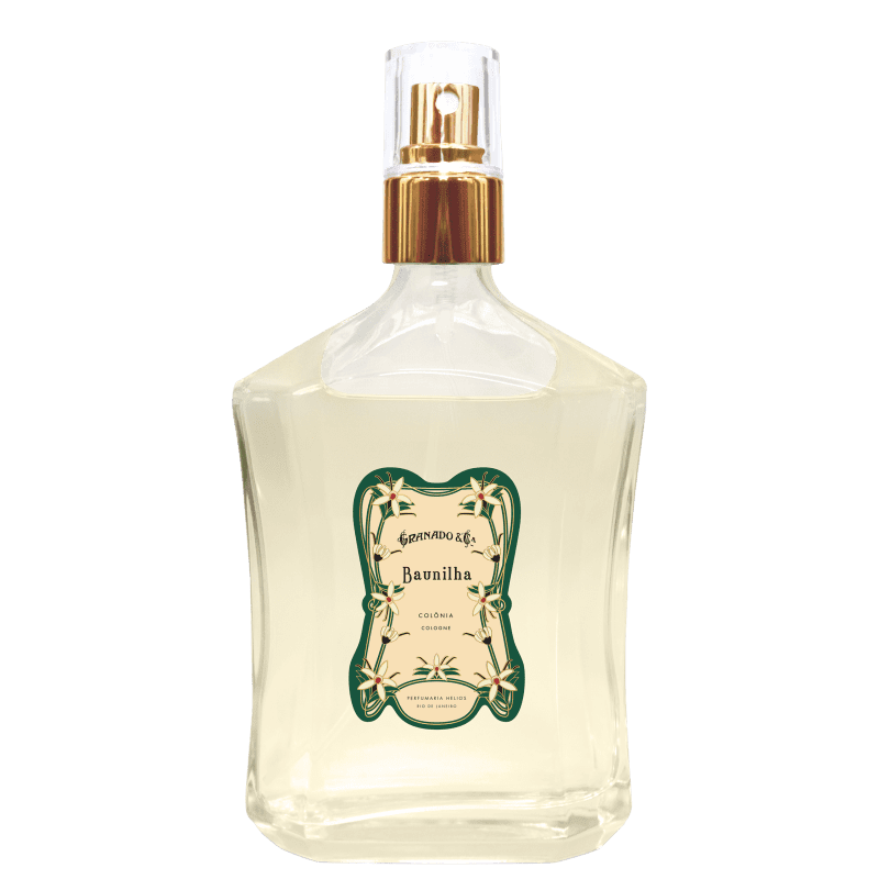 Baunilha Granado Eau de Cologne - Perfume Unissex 300ml