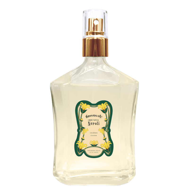 Limão Taiti & Néroli Granado Eau de Cologne - Perfume Unissex 300ml