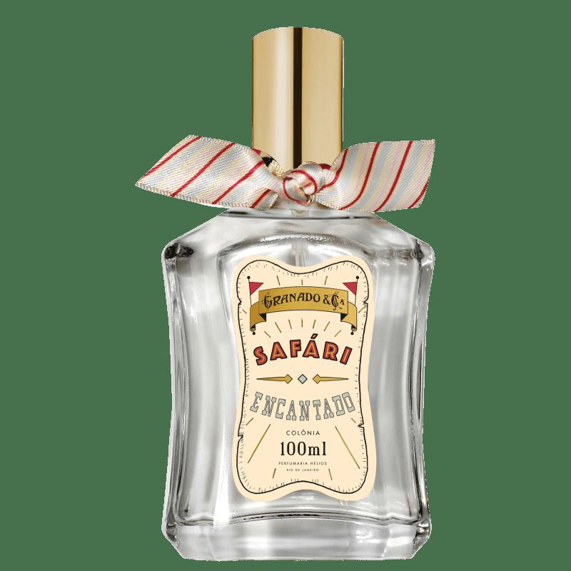 Safári Encantado Granado Eau de Cologne - Perfume Unissex 100ml
