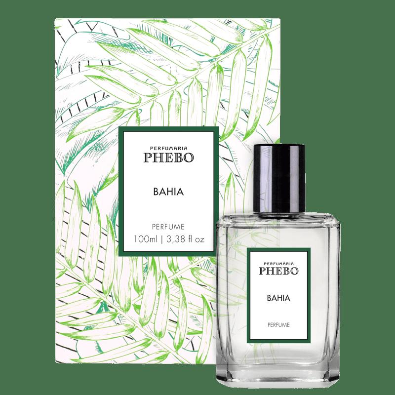 Bahia Phebo Eau de Parfum - Perfume Unissex 100ml