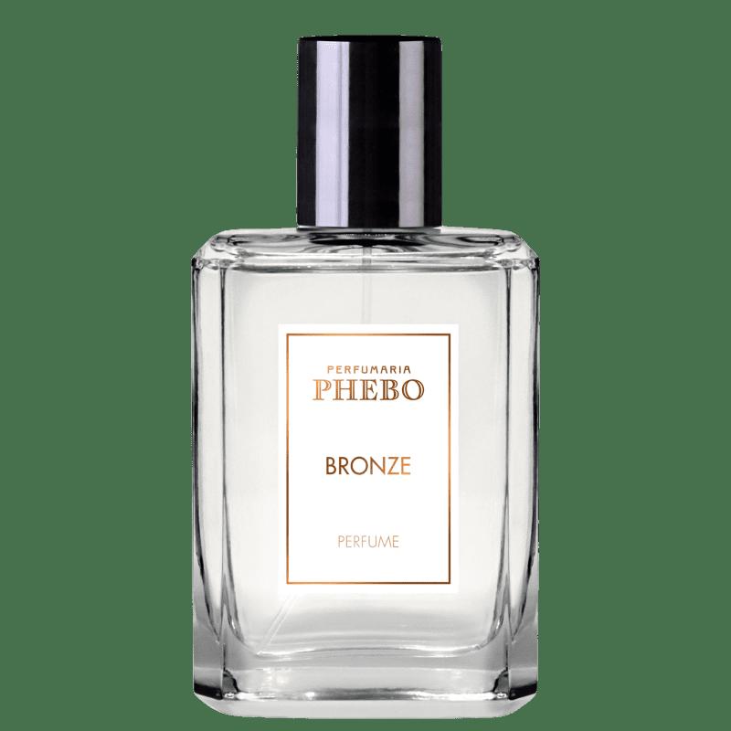 Bronze Phebo Eau de Parfum - Perfume Unissex 100ml