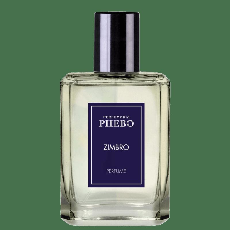 Zimbro Phebo Eau de Parfum - Perfume Unissex 100ml