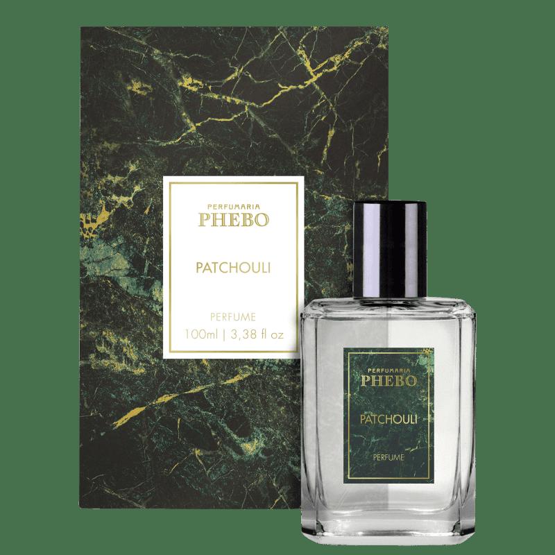 Patchouli Phebo Eau de Parfum - Perfume Unissex 100ml