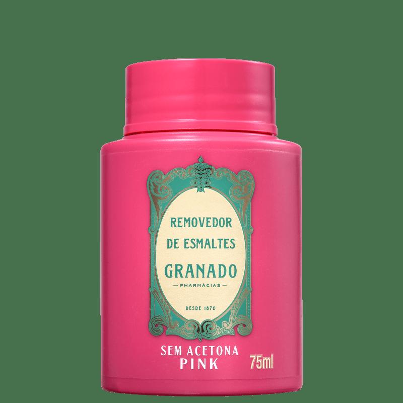 Granado Pink - Removedor de Esmalte 75ml