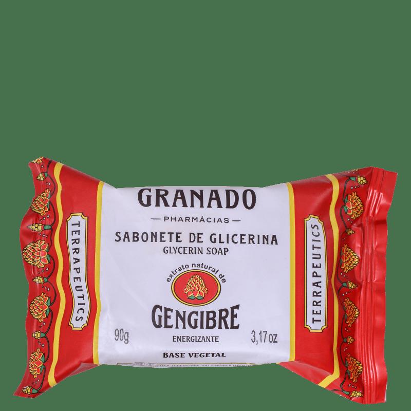 Granado Terrapeutics Gengibre - Sabonete em Barra 90g