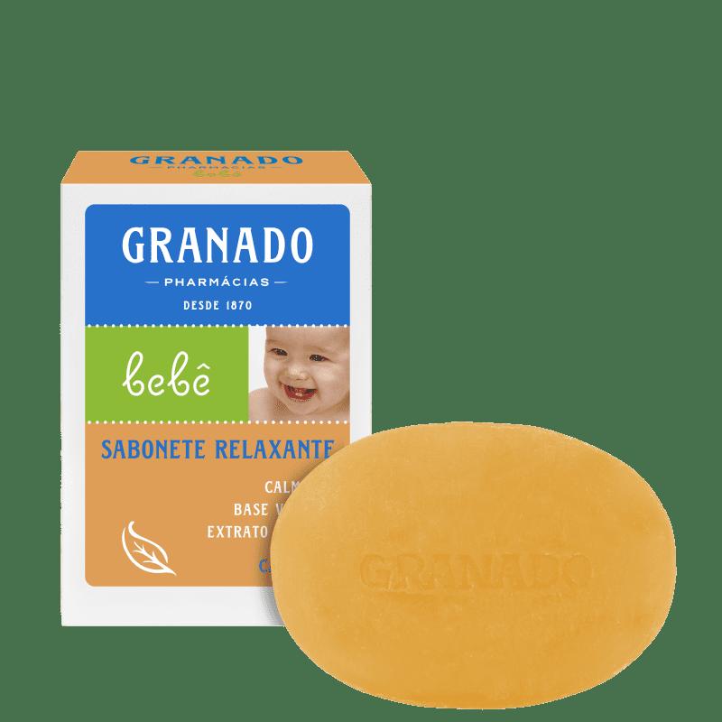 Granado Bebê Glicerina Camomila - Sabonete em Barra 90g