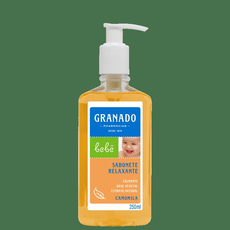 Granado Bebê Glicerina Camomila - Sabonete Líquido 250ml