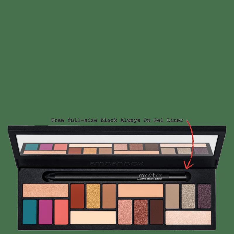 Smasbox L.A. Cover Shot - Paleta de Sombras 12,4g