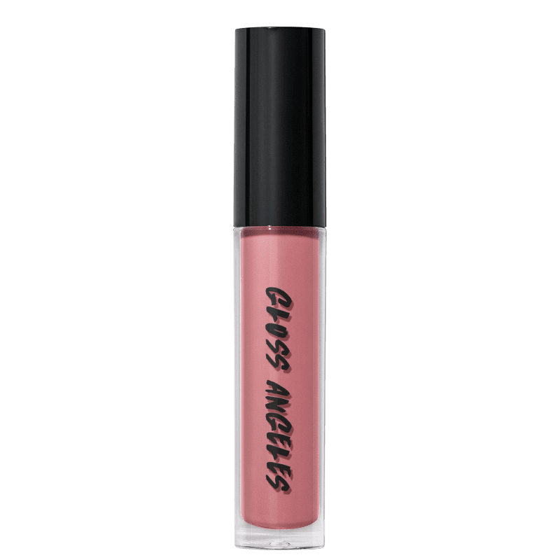Smashbox Gloss Angeles Obvi Mauvey - Brilho Labial 4ml