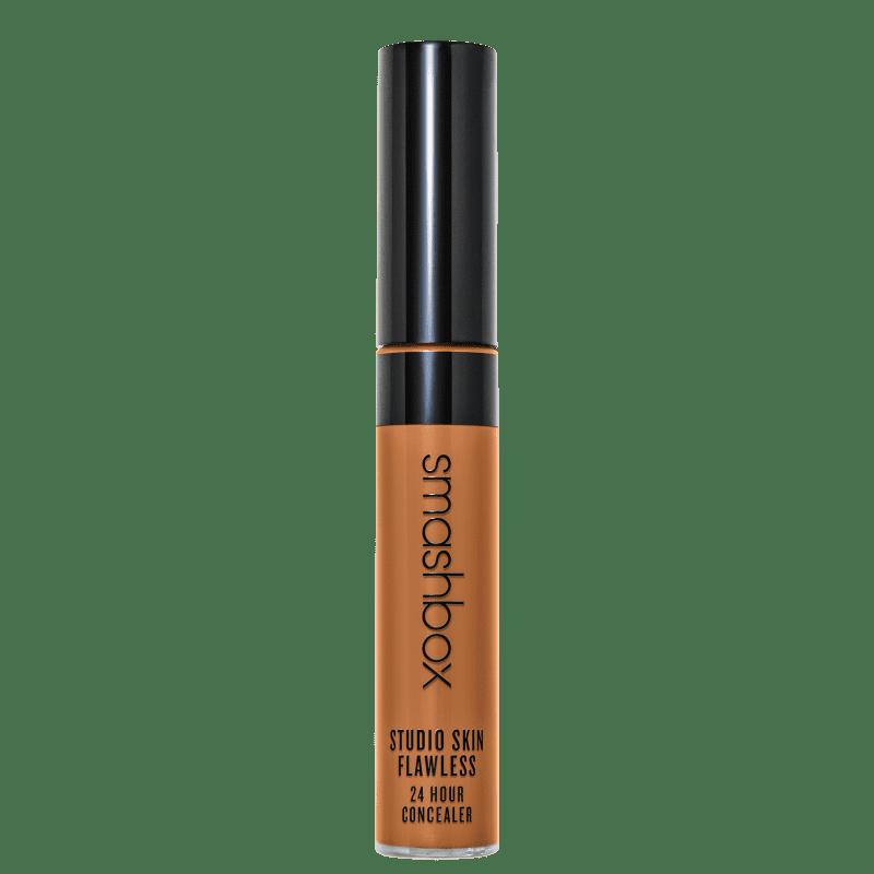 Smashbox Studio Skin Flawless Medium Dark Warm Peach - Corretivo Líquido 8ml