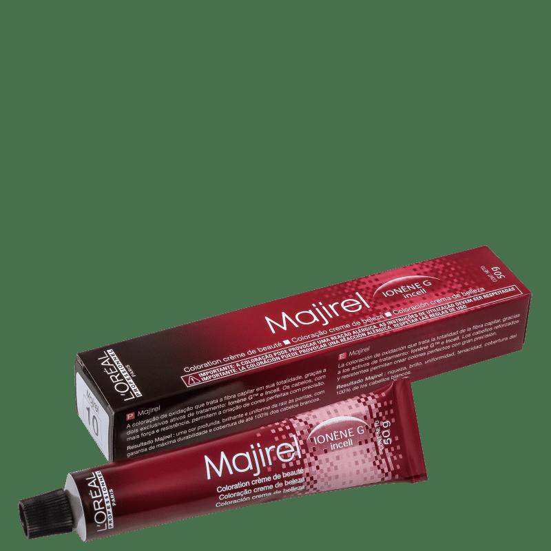 L'Oréal Professionnel Majirel 10 Louro Claríssimo - Coloração 50g