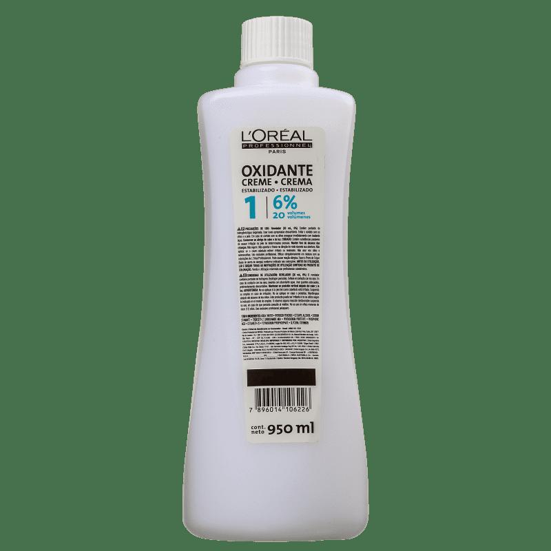 L'Oréal Professionnel Creme 1 - Oxidante 20 Volumes 950ml