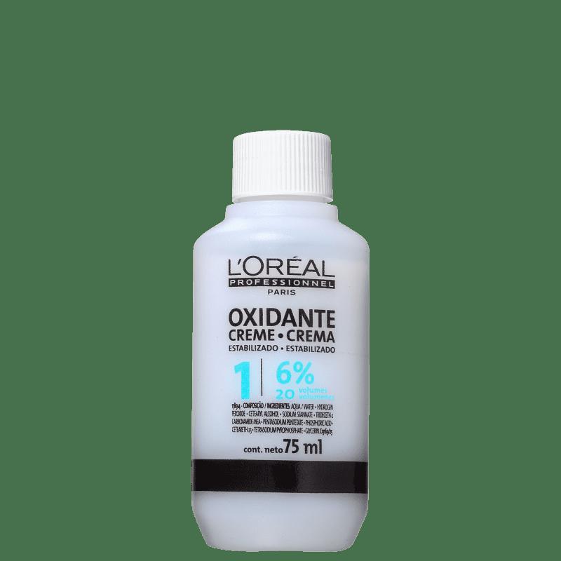 L'Oréal Professionnel Creme 1 - Oxidante 20 Volumes 75ml