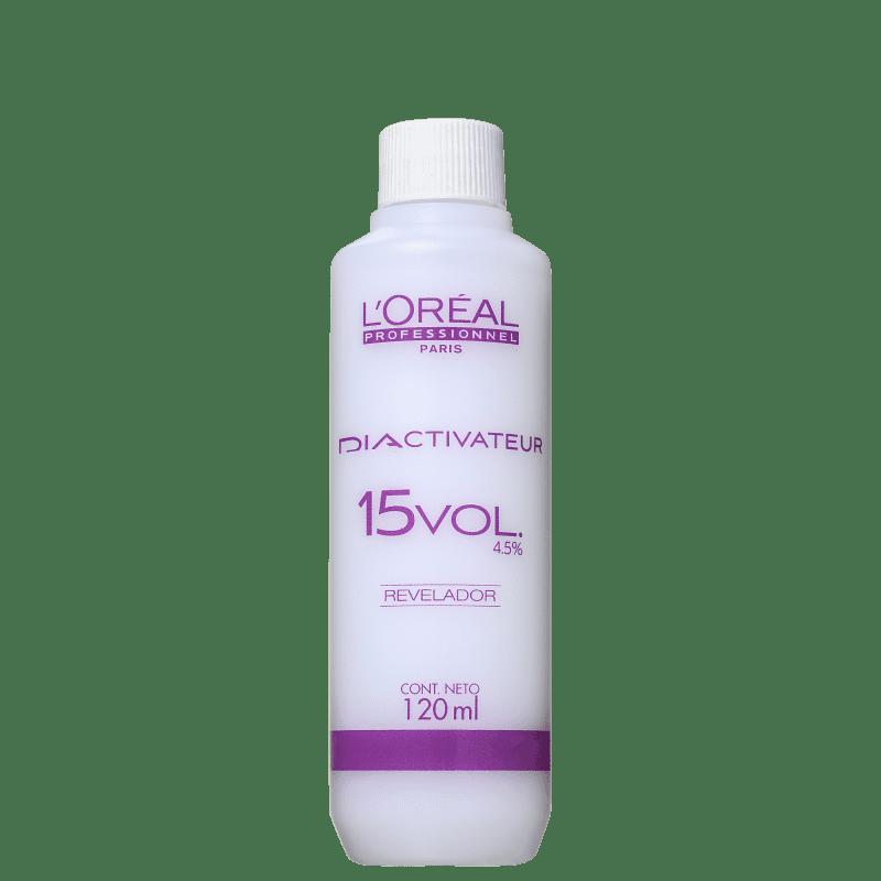 L'Oréal Professionnel Diactivateur - Emulsão Reveladora 15 Volumes 120ml
