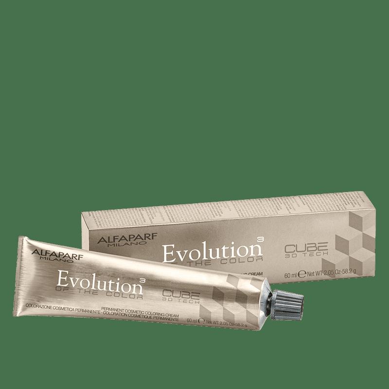 Alfaparf Evolution Of The Color 5.4 Castanho Claro Cobre - Coloração Permanente 60ml