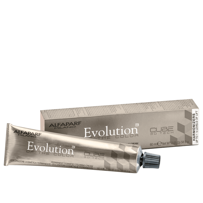 Alfaparf Evolution Of The Color 6.53 Louro Escuro Acaju - Coloração Permanente 60ml