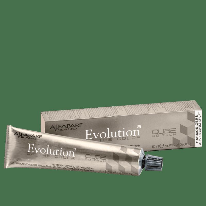 Alfaparf Evolution Of The Color 7.21 Louro Médio Irisé Cinza - Coloração Permanente 60ml