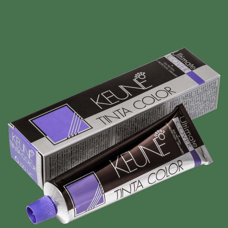 Keune Tinta Color Ultimate Cover 6.00 Louro Escuro - Coloração 60ml