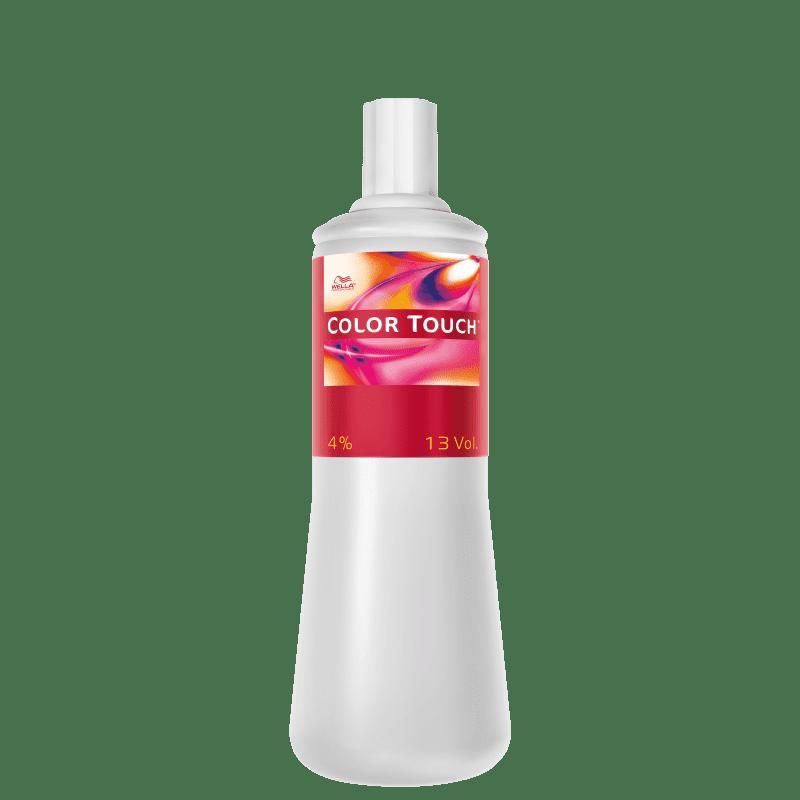 Wella Professionals Color Touch 4% - Emulsão Reveladora 13 Volumes 120ml