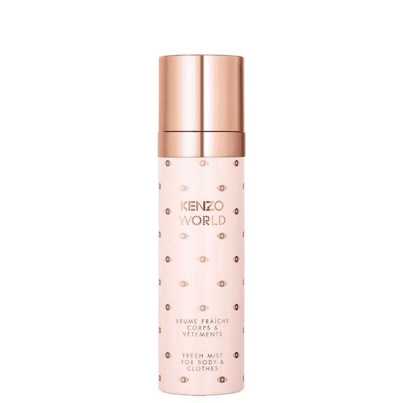 Kenzo World - Body Spray Feminino 100ml