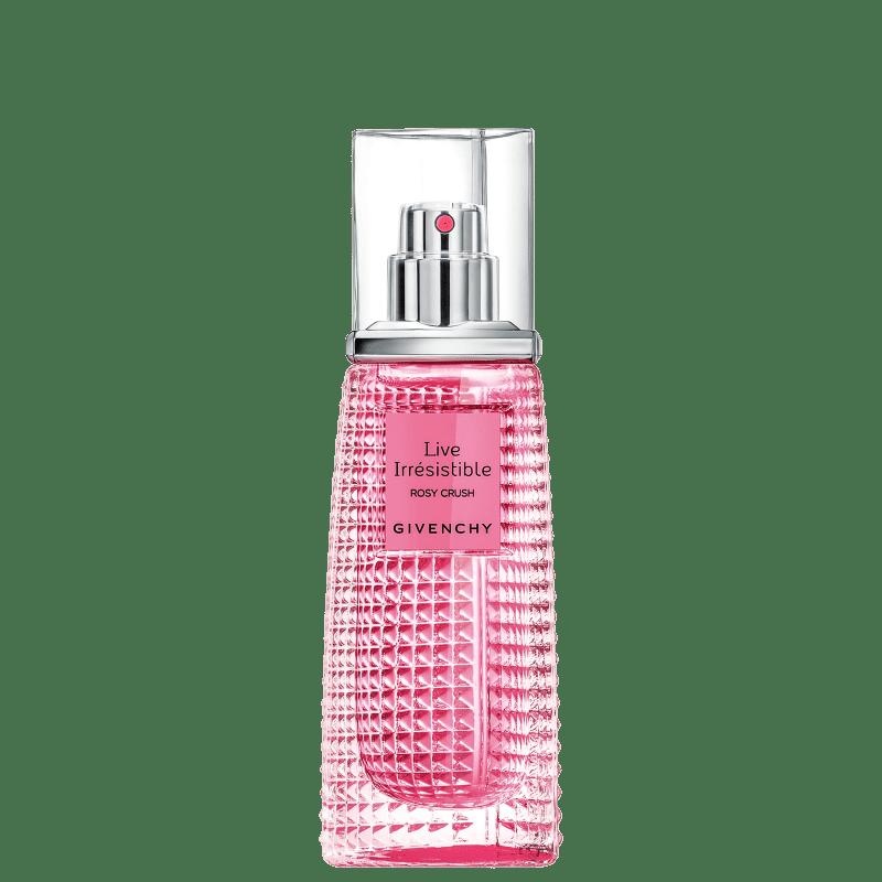 Live Irrésistible Rosy Crush Givenchy Eau de Parfum - Perfume Feminino 30ml