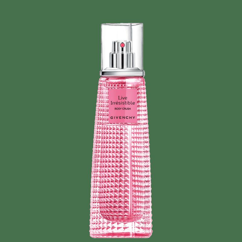 Live Irrésistible Rosy Crush Givenchy Eau de Parfum - Perfume Feminino 50ml
